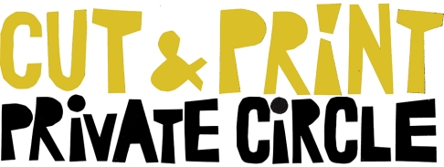lettering_cut&printf.privatecircle_W